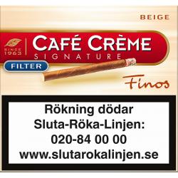Cafe Creme Finos Beige Filter Cigariller