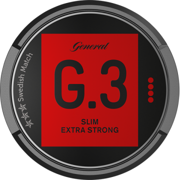 G3 Extra Strong Slim Portion