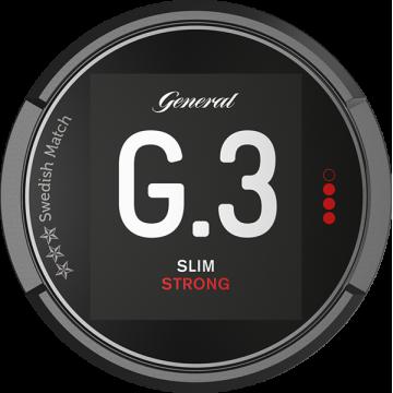 G3 Strong Slim Portion
