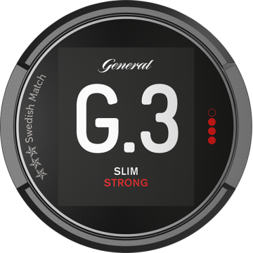 General G3 Strong Slim Portion