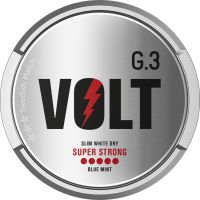 General G3 Volt Super Strong Slim White Dry Portion