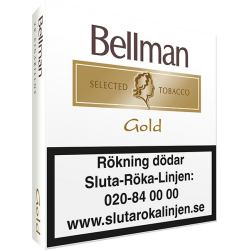 Bellman Gold 20p Cigariller