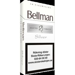 Bellman Silver 10p Cigariller