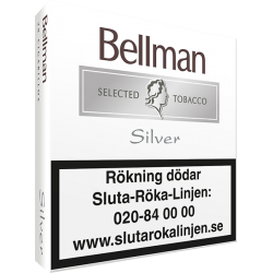 Bellman Silver 20p Cigarill