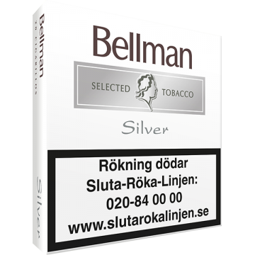 Bellman Silver 20p Cigarill
