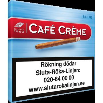 Cafe Creme Blue Cigariller