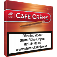 Cafe Creme Red Cigariller