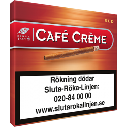 Cafe Creme Red Cigariller