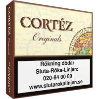 Cortez Cigarillos Original 20p