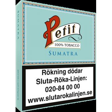 Nobel Petit Sumatra 20p Cigariller