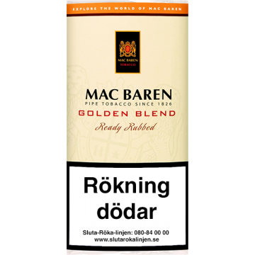 Mac Baren Golden Blend Piptobak