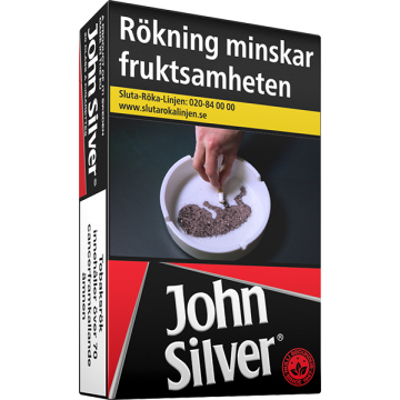John Silver HP