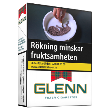Glenn - Filter Cigaretter