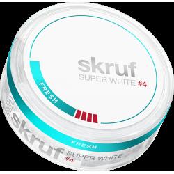 Skruf Super White Slim Fresh X-Stark