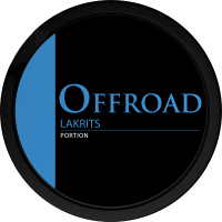 Offroad Lakrits Portion