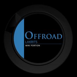 Offroad Mini Lakrits Portion