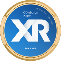 Xrange Göteborgs Rape White Portion