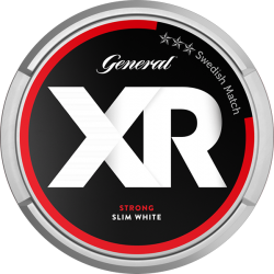XR General Strong White Portion