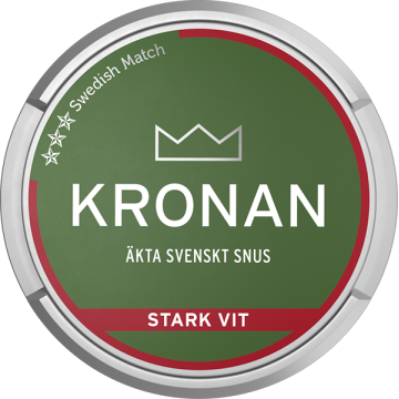 Kronan Stark Vit Portion