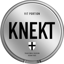 Knekt Vit Portion