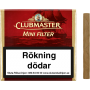 Clubmaster Mini Filter Red Cigarill
