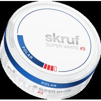 Skruf Super White Polar Stark Slim