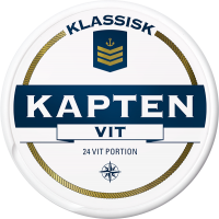 Kapten Vit Portion