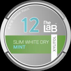 The LaB 12 Mint Slim White Dry Portion