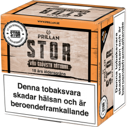 Prillan Stor Lös Snussats 1KG