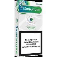 Signature Green Dual+ Cigariller