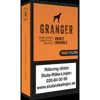 Granger Bronze Pocket Filter Cigariller