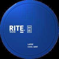 RITE Cool Mint White Portion