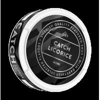 Catch Mini Licorice White Dry Portion