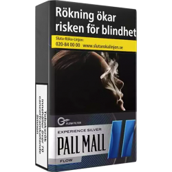 Pall Mall Experience Silver