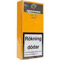 Cohiba Club 10p Cigariller