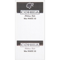 Cohiba White Mini 10p Cigariller