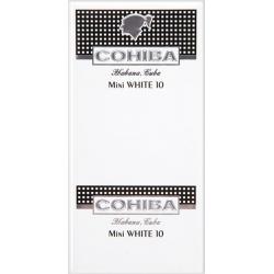 Cohiba White Mini 10p Cigariller