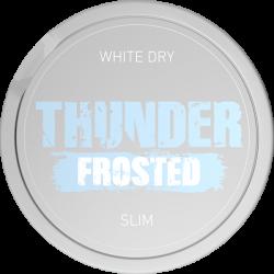 Thunder Frosted Slim White Dry Portion