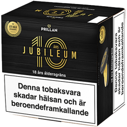 Prillan Jubileum Lös Snussats 1KG