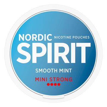 Nordic Spirit Mini Smooth Mint Strong