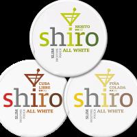 Shiro Mix 3-pack