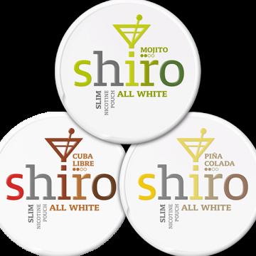 Shiro Mixpack