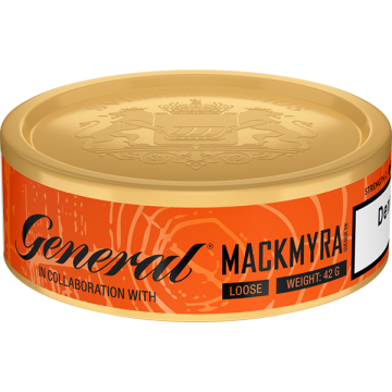 General Lös Mackmyra
