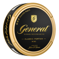 General Mini Original Portion
