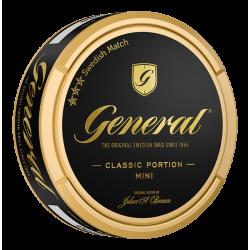 General Mini Original Portion