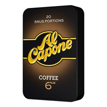 Al Capone Coffee Mini Portion