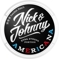 Nick and Johnny Americana Strong Portion