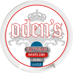 Odens Extreme Cold Slim White Dry Portion