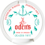 Odens Extreme Double Mint White Dry Portion