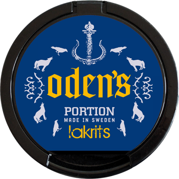 Odens Lakrits Portion